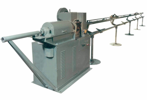 WIRE STRAIGHTENING & CUTTING MACHINE(BTZ)