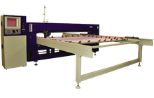 Model BDZ computerized single needle quilting machine