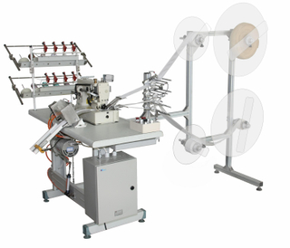 Mattress Handle Manufacturing Machine (BLS)