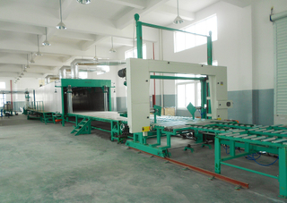 CONTINUOUS FOAMING PRODUCTION LINE (BLXFP-2)