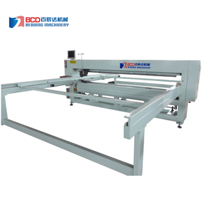 BDZH-2 COMPUTERIZED LONG ARM MOVABLE QUILTER MACHINE